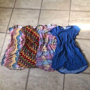 LuLaRoe Mae Dress Lot